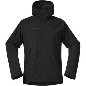 Bergans Ramberg Jacket Herren black/solid charcoal